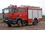 Baumholder - Feuerwehr - FlKFZ-Gebäudebrand (Florian Bundeswehr 43)