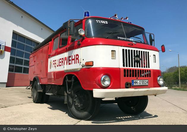Hamburg - Privat - LF 16 (a.D.)