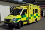 Guildford - South East Coast Ambulance Service - RTW - 1116