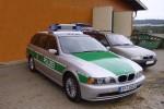 Nordhausen - BMW 5er Touring - DHuFüKW (a.D.)