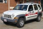 Asheboro FD - Car 308