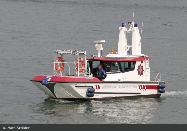 Basel - Grenzwache - Mehrzweckboot