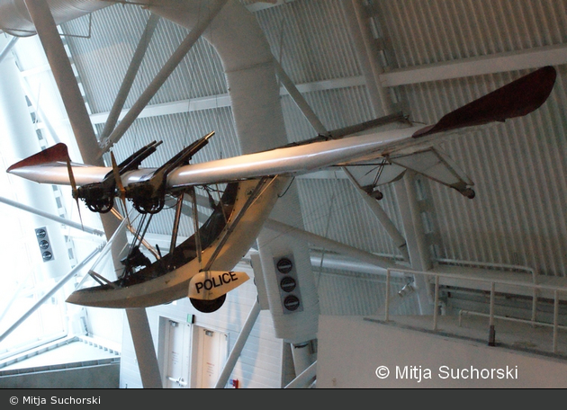 Chantilly - National Air and Space Museum - Ultraleichtflugzeug - Monterey Park (USA)