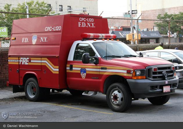 FDNY - Brooklyn - CPC / Ladder 120 - GW