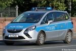 B-7435 - Opel Zafira Tourer - FuStW