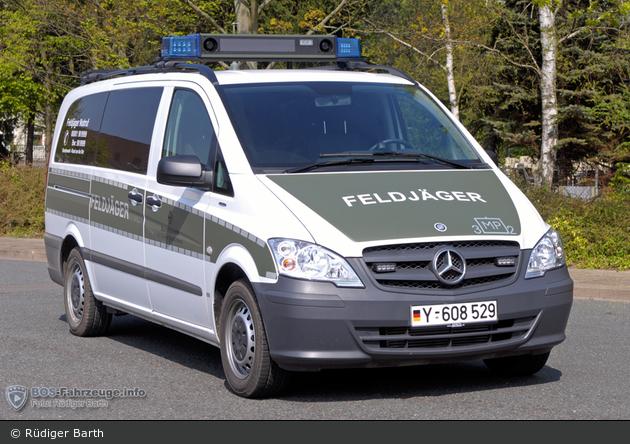 Hannover - Feldjäger - FuStW