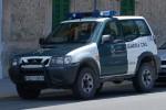 Mallorca / Arta - Guardia Civil - FuStW