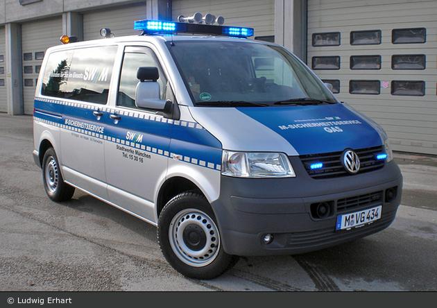 München - Stadtwerke München - Entstörfahrzeug SAT424