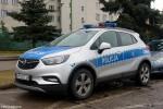Białośliwie - Policja - FuStW - UU640