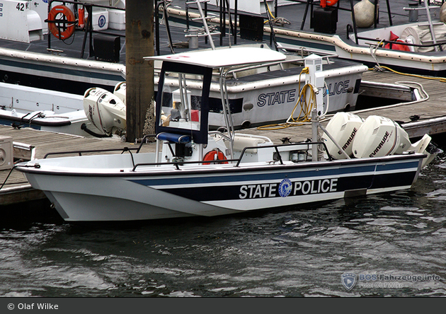Boston - State Police - Boot 2