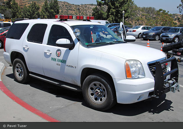 Los Angeles - Department of Recreation and Parks - Park Rangers - FuStW 15215
