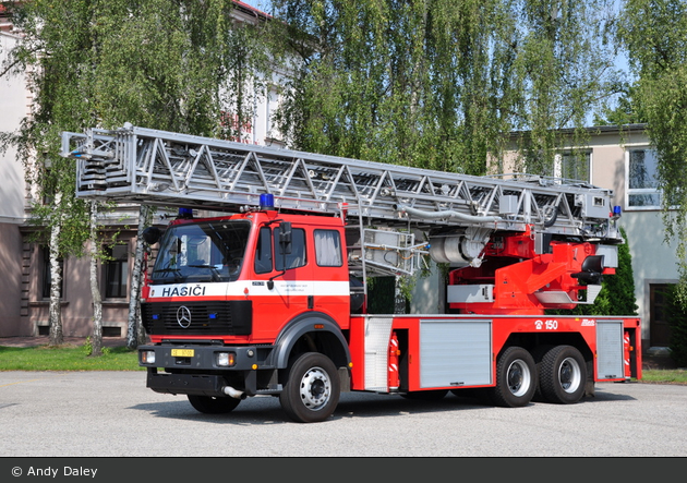 České Budějovice - HZS - DLK 53