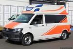 VW Transporter T6 - Ambulanzmobile Schönebeck - KTW