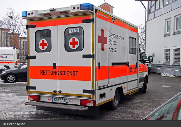 Rotes Kreuz Regensburg
