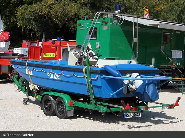 BePo - Mehrzweckboot