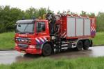 Geleen - Bedrijfsbrandweer Chemelot Chemiepark - WLF-Kran - 24-2581