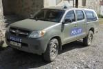 Mestia - Border Police - FuStW