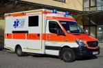 Rettung München RTW Heimstetten 1