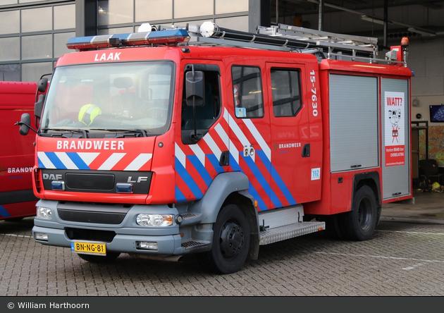 den Haag - Brandweer - HLF - 15-7630