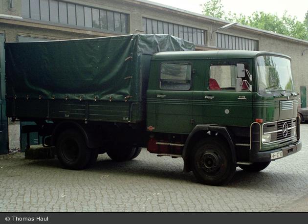HH-3713 - MB LP 1113 - LKW (a.D.)