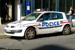 Paris - Police Nationale - FuStW (a.D.)
