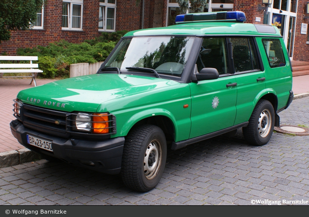 BP23-150 - Land Rover Discovery - FuStW (a.D.)