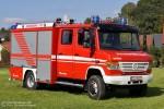 Mercedes-Benz Vario 818 DA - Rosenbauer - TSF-W