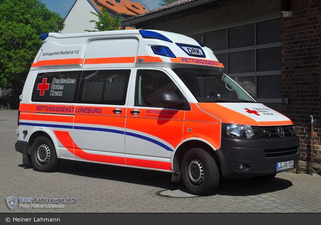 Rotkreuz Lüneburg 40/92-01