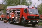 Florian Neunkirchen 01/57 - Übung Gefahrstoffzug Neunkirchen 1996