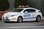 NYPD - Manhattan - Headquarter Security Unit - FuStW 5416