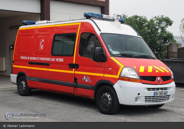 Boulogne-sur-Mer - SDIS 62 - RTW - VSAV