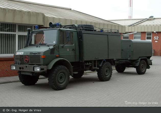 Neustadt - Feuerwehr - FlKfz 1000