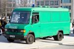 HH-3918 - MB 711 D - Gefangenenkraftwagen