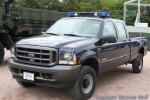 Ramstein - US Military Police - FuStW
