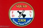 FDNY - Queens - Squad Support Unit 288 - GW