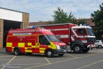 GB - Bognor Regis - West Sussex Fire & Rescue Service - CSU & OSU