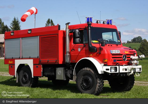 BP42-391 - MB Unimog U 5000 - FLF