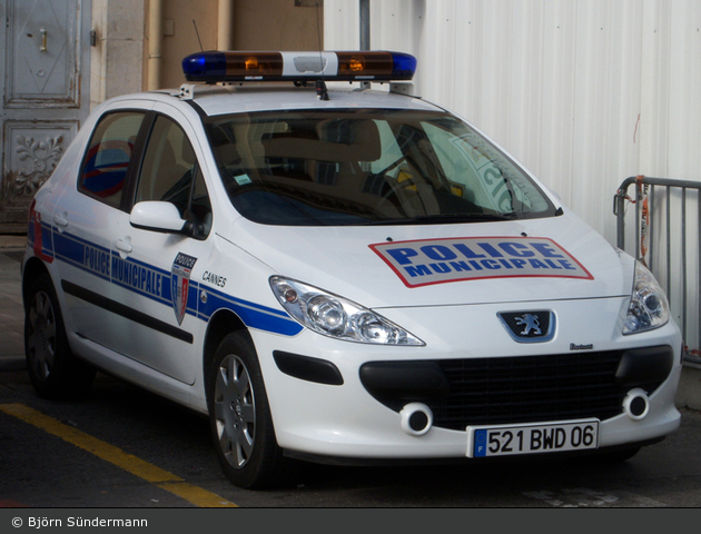 Cannes - Police Municipale - FuStW