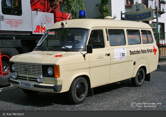 Rotkreuz Frankfurt 92/98 (a.D.)