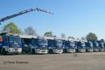 THW - Fachgruppe Ölschaden - Fahrzeugübergabe