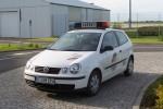 Flughafen Erfurt - Flughafensicherheit - FuStW