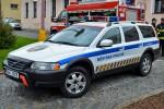 Červený Kostelec - Městská Policie - FuStW - 5H4 0878