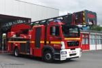 Bedminster - Avon Fire & Rescue Service - TL