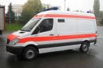 Mercedes-Benz Sprinter - Binz - RTW