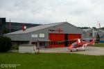 HB-XWN (c/n: 10014) (Rega 7 - St. Gallen) (a.D.) mit Station
