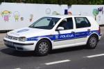 Zagreb - Policija - Interventna Jedinica - FuStW