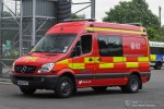 Basingstoke - Hampshire Fire and Rescue Service - SFV