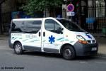 Paris - Ambulances Saint-Jacques - KTW