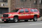 FDNY - Brooklyn - Command Tactical Unit - KdoW