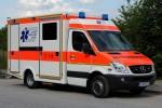 Rettung München RTW Perlach 1